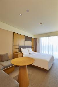 JI Hotel Jinan High-Tech Zone Exhibition & Convention Center, Отели  Цзинань - big - 16