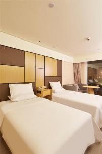 JI Hotel Jinan High-Tech Zone Exhibition & Convention Center, Отели  Цзинань - big - 8