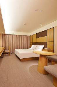 JI Hotel Jinan High-Tech Zone Exhibition & Convention Center, Отели  Цзинань - big - 17