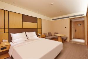 JI Hotel Jinan High-Tech Zone Exhibition & Convention Center, Отели  Цзинань - big - 18