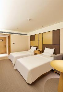 JI Hotel Jinan High-Tech Zone Exhibition & Convention Center, Отели  Цзинань - big - 6