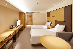 JI Hotel Jinan High-Tech Zone Exhibition & Convention Center, Отели  Цзинань - big - 19