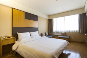 JI Hotel Jinan High-Tech Zone Exhibition & Convention Center, Отели  Цзинань - big - 7