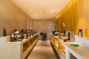 JI Hotel Jinan High-Tech Zone Exhibition & Convention Center, Отели  Цзинань - big - 22