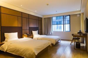 JI Hotel Jinan High-Tech Zone Exhibition & Convention Center, Отели  Цзинань - big - 4