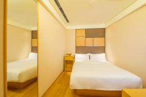 JI Hotel Jinan High-Tech Zone Exhibition & Convention Center, Отели  Цзинань - big - 30