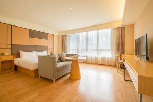 JI Hotel Jinan High-Tech Zone Exhibition & Convention Center, Отели  Цзинань - big - 32
