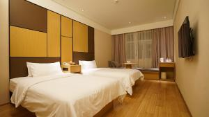 JI Hotel Jinan High-Tech Zone Exhibition & Convention Center, Отели  Цзинань - big - 34