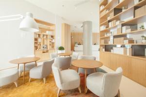 JI Hotel Jinan High-Tech Zone Exhibition & Convention Center, Отели  Цзинань - big - 36
