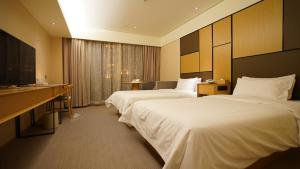 JI Hotel Jinan High-Tech Zone Exhibition & Convention Center, Отели  Цзинань - big - 2