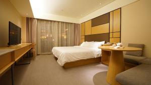 JI Hotel Jinan High-Tech Zone Exhibition & Convention Center, Отели  Цзинань - big - 37