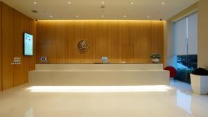 JI Hotel Jinan High-Tech Zone Exhibition & Convention Center, Отели  Цзинань - big - 40
