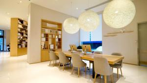 JI Hotel Jinan High-Tech Zone Exhibition & Convention Center, Отели  Цзинань - big - 43