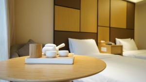 JI Hotel Jinan High-Tech Zone Exhibition & Convention Center, Отели  Цзинань - big - 45