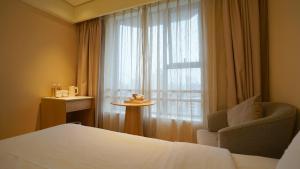 JI Hotel Jinan High-Tech Zone Exhibition & Convention Center, Отели  Цзинань - big - 46