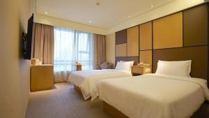 JI Hotel Jinan High-Tech Zone Exhibition & Convention Center, Отели  Цзинань - big - 48