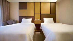 JI Hotel Jinan High-Tech Zone Exhibition & Convention Center, Отели  Цзинань - big - 49