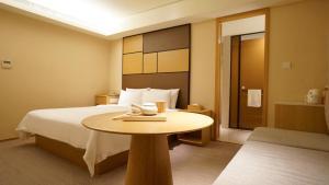 JI Hotel Jinan High-Tech Zone Exhibition & Convention Center, Отели  Цзинань - big - 58