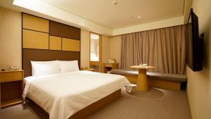 JI Hotel Jinan High-Tech Zone Exhibition & Convention Center, Отели  Цзинань - big - 59