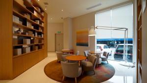 JI Hotel Jinan High-Tech Zone Exhibition & Convention Center, Отели  Цзинань - big - 60