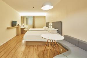 Hanting Hotel Suide Fuzhou Square, Hotel  Yulin - big - 11