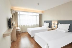 Hanting Hotel Suide Fuzhou Square, Hotel  Yulin - big - 7