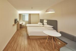 Hanting Hotel Suide Fuzhou Square, Hotely  Yulin - big - 24