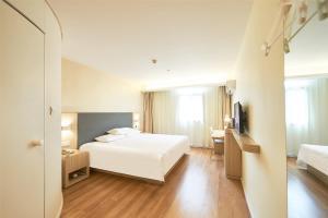 Hanting Hotel Suide Fuzhou Square, Hotel  Yulin - big - 27