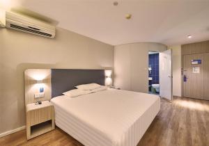 Hanting Hotel Suide Fuzhou Square, Hotel  Yulin - big - 29