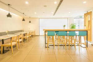 Hanting Hotel Suide Fuzhou Square, Hotel  Yulin - big - 35