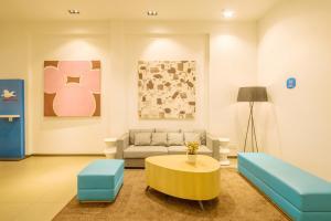 Hanting Hotel Suide Fuzhou Square, Hotel  Yulin - big - 42