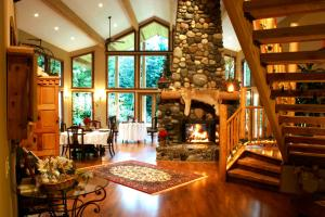 Arlington's River Rock Inn Bed & Breakfast - Accommodation - Arlington