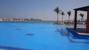 One Bedroom Apartment - Tiara Residence - Dubai