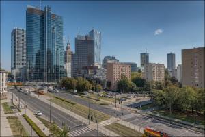Варшава - P&O Apartment Prosta