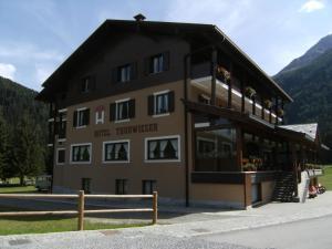 obrázek - Hotel Garni Thurwieser - B&B