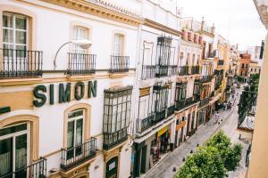 La Banda Spaces-Soho Lounge, Apartmány  Seville - big - 10