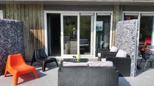 Appartement TIME-OUT - Amelander Kaap, Апартаменты  Холлум - big - 41