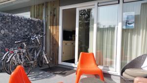 Appartement ZEEDUIN - Amelander Kaap, Apartmány  Hollum - big - 64