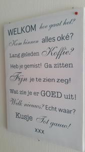 Appartement ZEEDUIN - Amelander Kaap, Apartmány  Hollum - big - 61