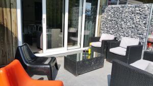 Appartement De Zeehond Amelander-Kaap, Апартаменты  Холлум - big - 29