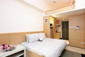 O2 Hotel - Ximen Branch, Apartmány  Taipei - big - 17