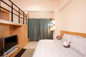 O2 Hotel - Ximen Branch, Apartmány  Taipei - big - 15