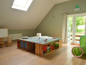 Aux Quatre Saisons, Dovolenkové domy  Ferrières - big - 11