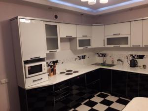Apartment at Sarmat, Апартаменты  Астана - big - 2