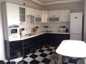 Apartment at Sarmat, Апартаменты  Астана - big - 10
