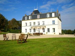 Holiday Home Chateau Saint Gervais Asnieres I