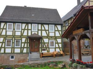Holiday Home In Hessen Bad Arolsenlandau