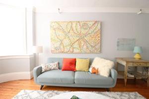 Luxury 2BR in Haight Ashbury Dist, Apartmanok  San Francisco - big - 5
