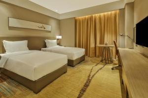 Holiday Inn Express Chengdu Wenjiang Hotspring, Hotely  Čcheng-tu - big - 3