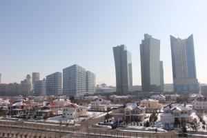 Apartment on Sarayshyq 5, Apartments  Astana - big - 9